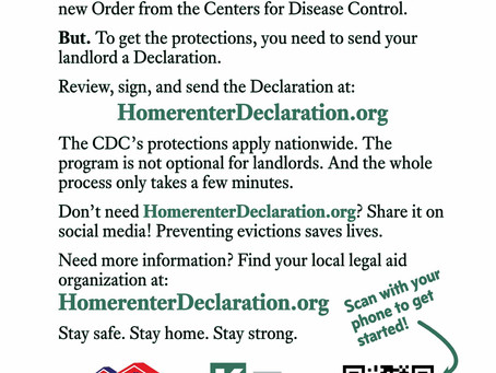 Links for Kentuckians Facing Eviction