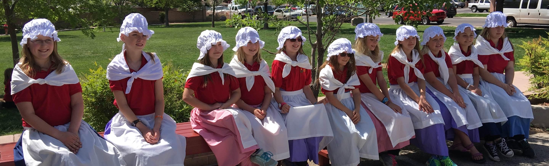 pioneer-ladies