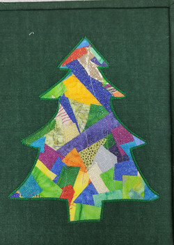 Xmas Tree Crazy Applique10