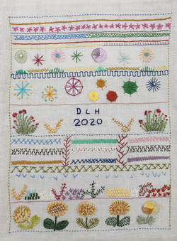 Hand Embroidery Denise Harwood