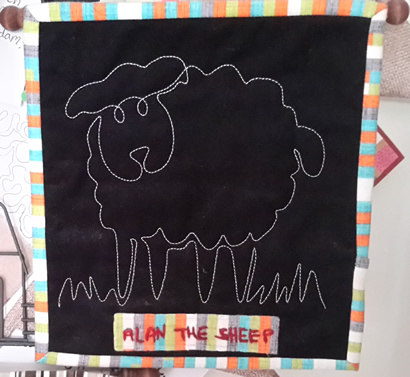 Alan the Sheep