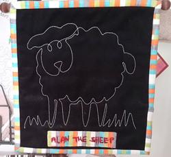 Alan the Sheep
