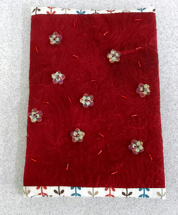Book Cover Red