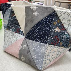 Traingle Square Bag Christmas 2019