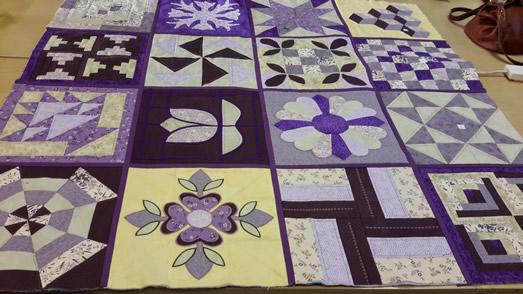 QAYGO Blocks Purple