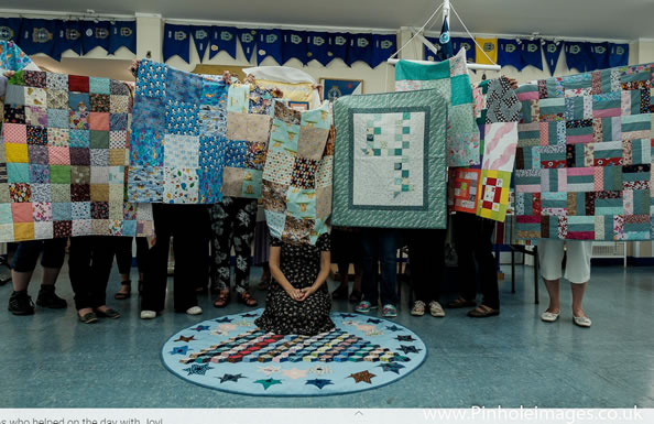 PL16 Group photo quilts