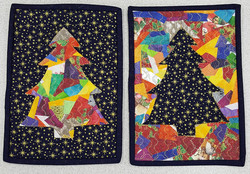 Xmas Tree Crazy Applique Nov 3