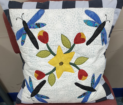 Seasonal Minis Summer 2019 Cushion