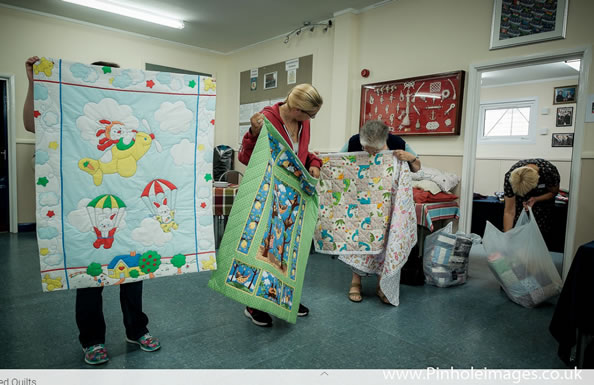 PL16 Donated Quilts