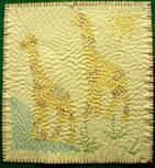 Kantha Giraffe