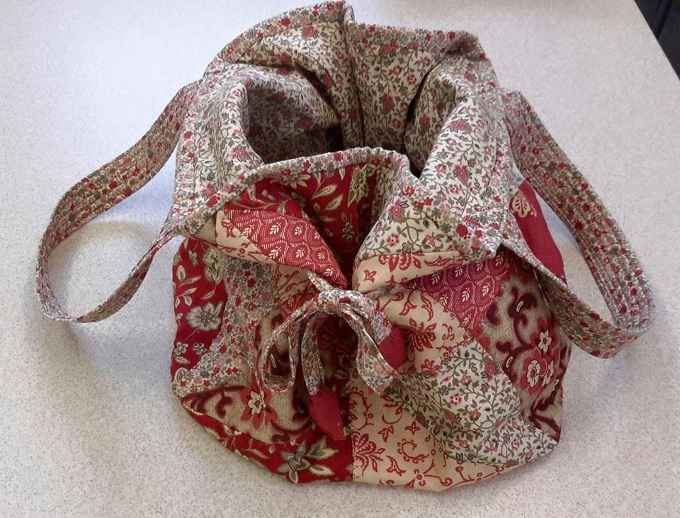 Triangle Bag 2