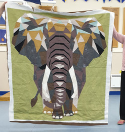Elephant Pat