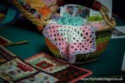 PL16 Crochet Basket
