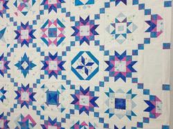 Four Patch Chain - Janet Teague
