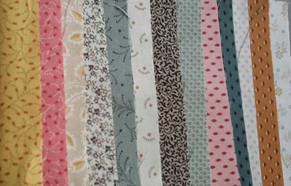 Four Patch Chain Fabrics