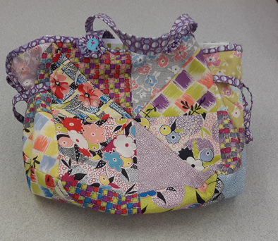 Triangle Bag 5
