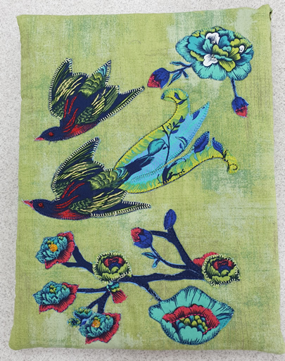 Broderie Perse - Tech Time Oct19