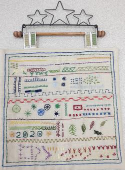 Hand Embroidery Margaret Buckingham