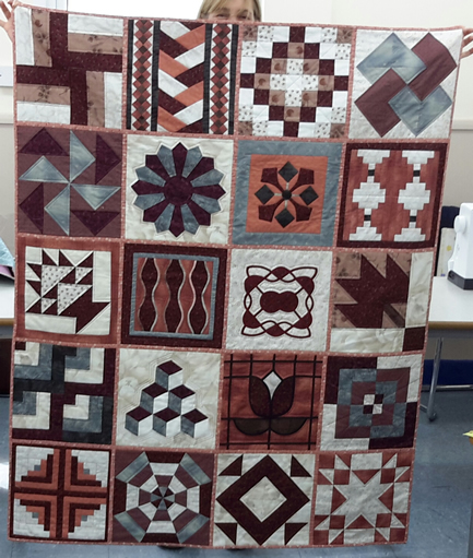 QAYGO finished Brown