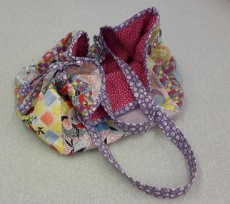 Triangle Bag 4