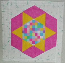Sixty Degree Star Pink