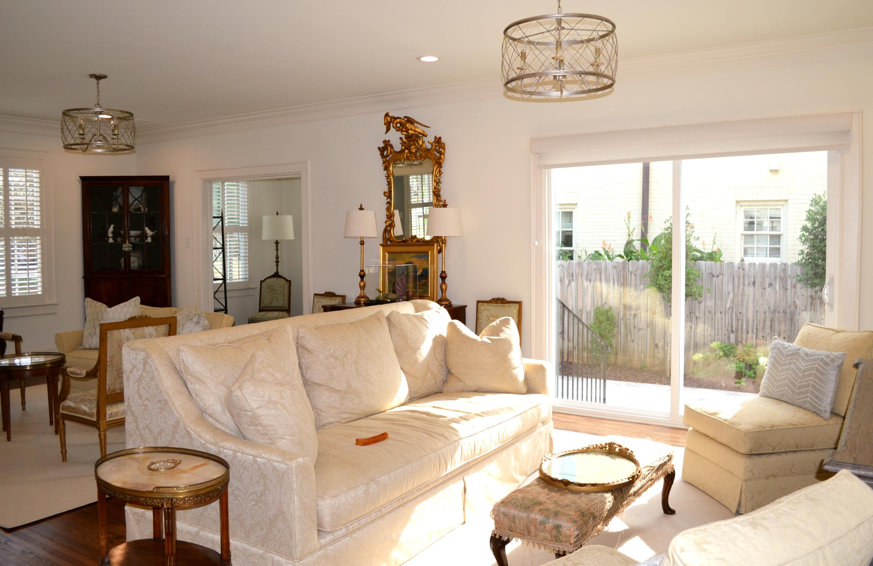 new open living room