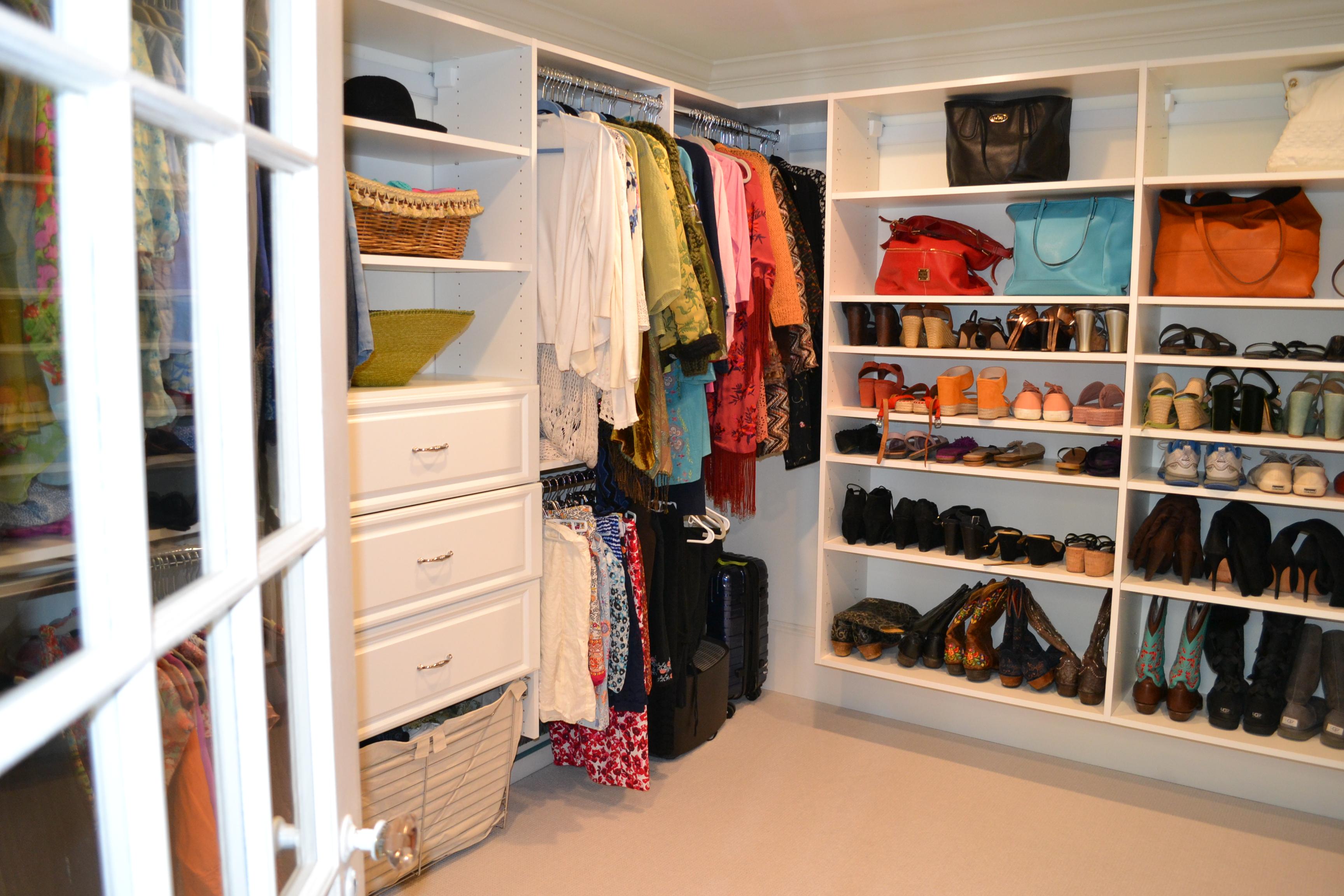 new master closet