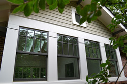 new master bedroom bay window
