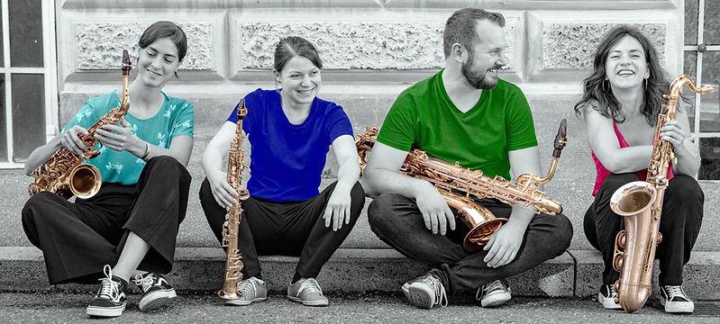 Grazias Saxophone Quartet
