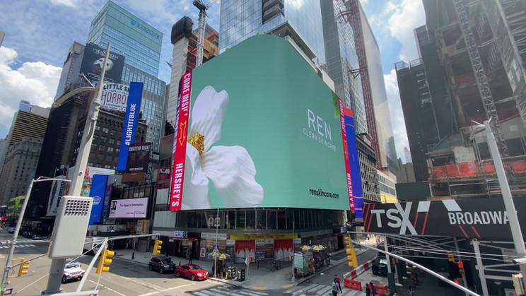 Times Square Digital OOH