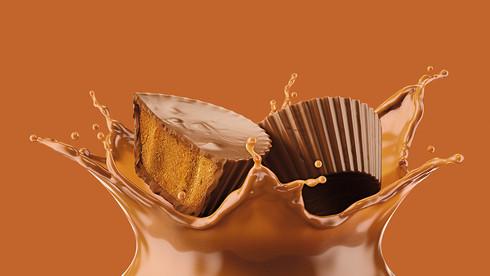 PB Chocolate Splash