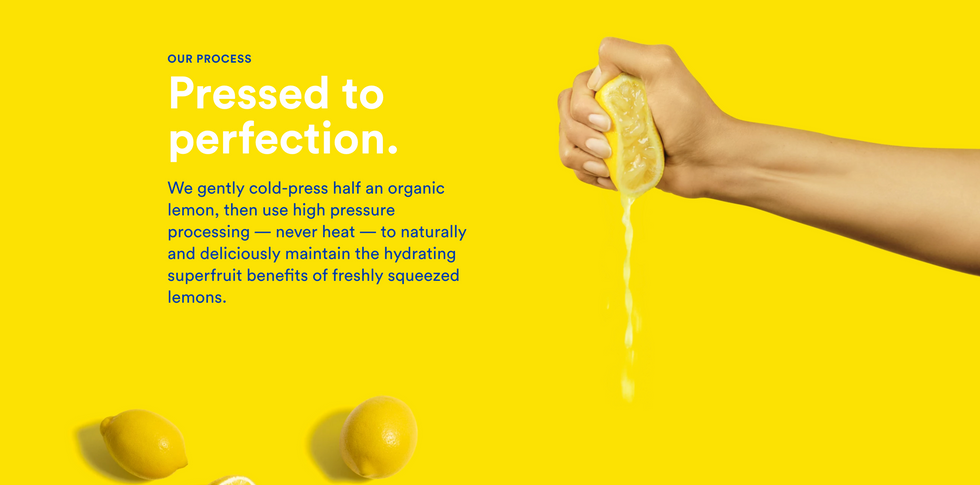 Lemon Perfect - Pressed to Perfection.pn