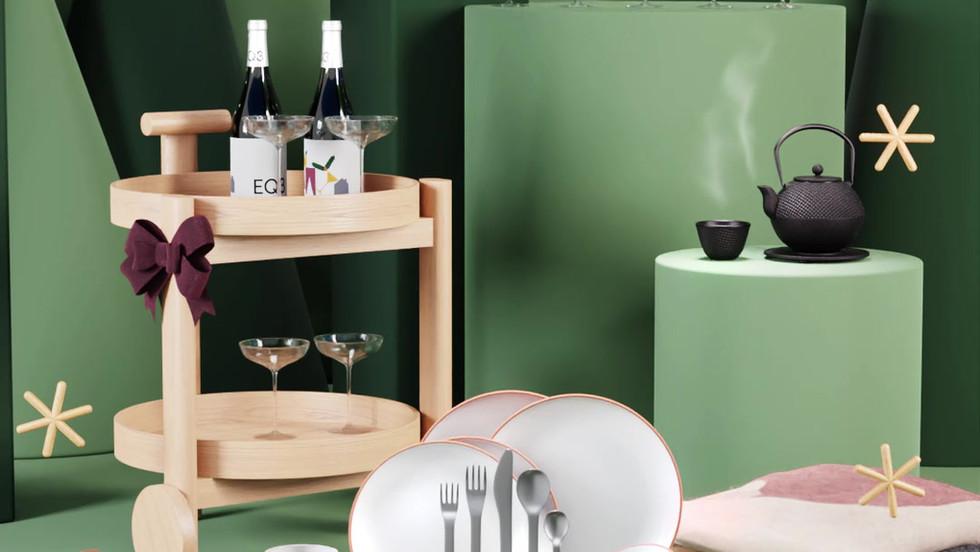 EQ3 / Palliser Furniture