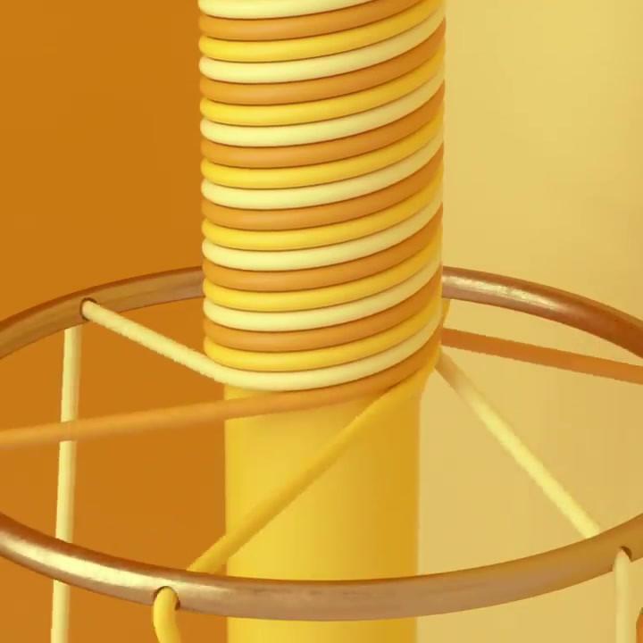 Yellow Ropes