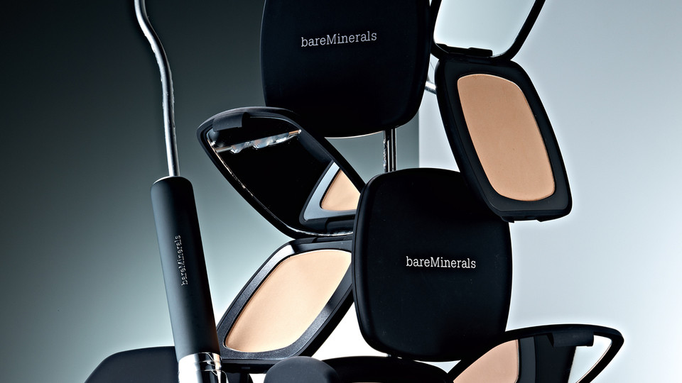 Bare Minerals - Before