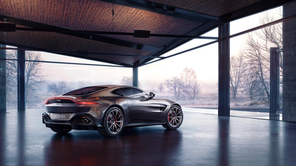 Aston Martin x Alex Bernstein