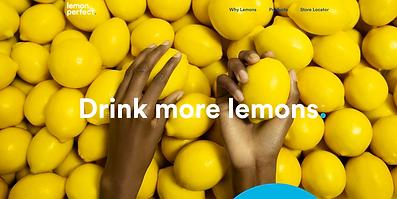 Lemon Perfect - Drink More Lemons.png