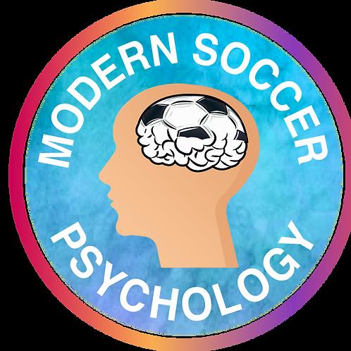 6 Week Modern Soccer Psychology Course