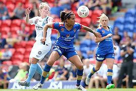 Hannah+Bromley+W+League+Rd+9+Newcastle+v