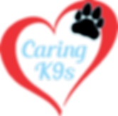Caring K9s Logo