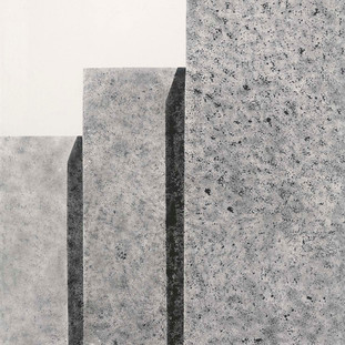 馮禮慈 《風景》 179×96cm