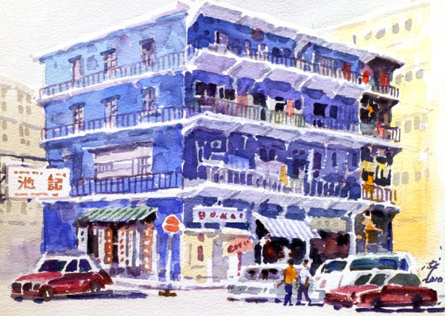 shen ping postcard6