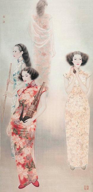 Portrait Chinese Paintings 中國人物畫作品展