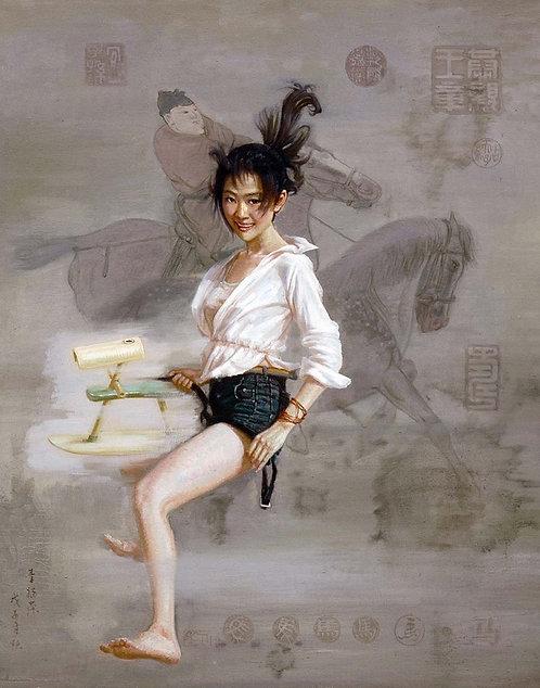 Li Furong 李福榮