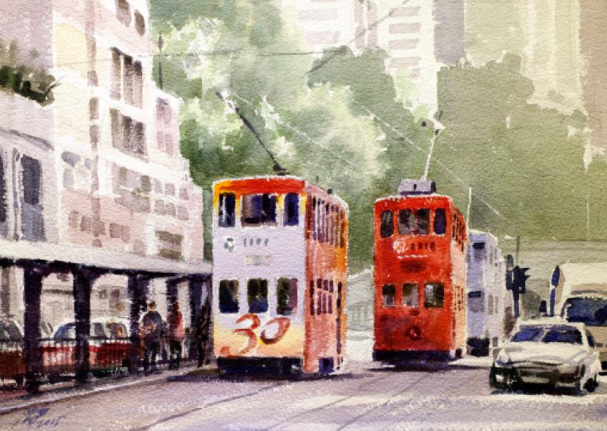 shen ping postcard14