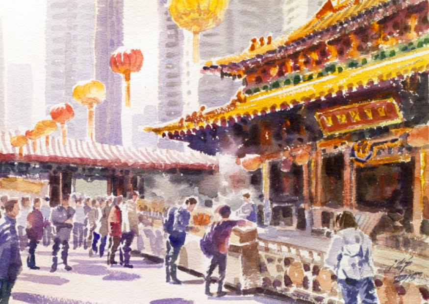shen ping postcard8