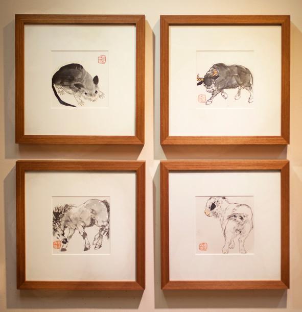 Chinese Zodiac by Ji Ruisen