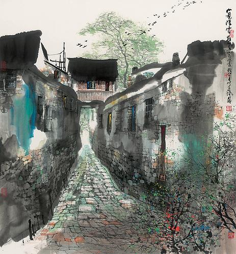 Liu Maoshan 劉懋善