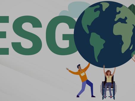 ESG: A nova definição de Sustentabilidade