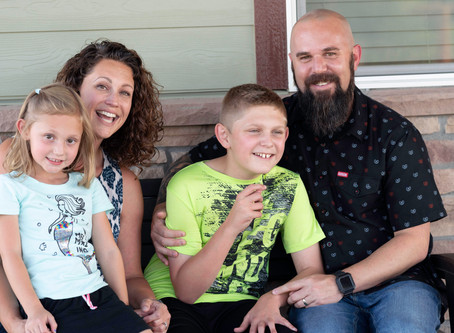 Parent Spotlight: Amanda & Dylan VonKleist